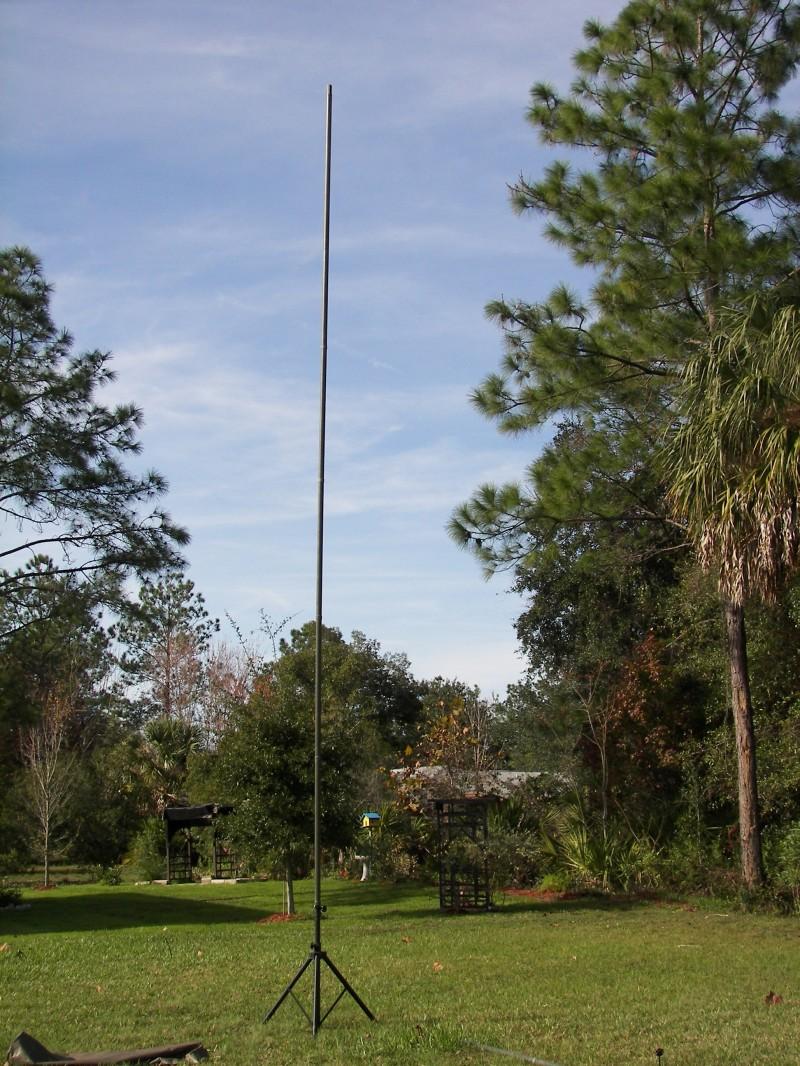 AI4WM Amateur Radio Blog: Military Masts Part 4, Antenna Masts, Guy